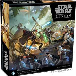 Fantasy Flight Games Star Wars: Legion  Star Wars Legion Essentials Star Wars Legion: Clone Wars Core Set - FFGSWL44 - 841333109202