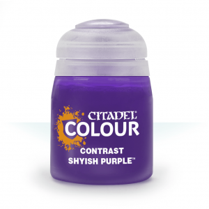 Games Workshop   Citadel Contrast Contrast: Shyish Purple - 99189960006 - 5011921120727