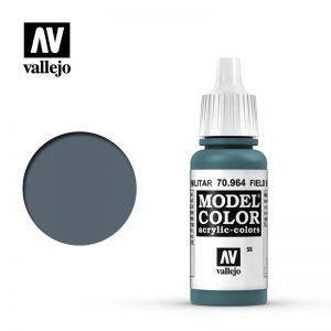 Vallejo   Model Colour Model Color: Field Blue - VAL70964 - 8429551709644