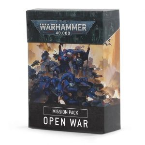 Games Workshop Warhammer 40,000  Warhammer 40000 Essentials Warhammer 40000: Open War Mission Pack - 60050199039 - 5011921133802