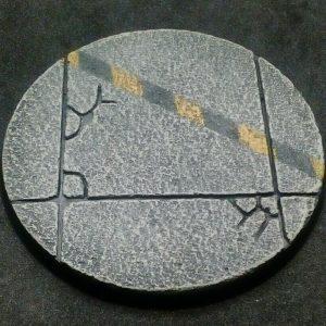 Baker Bases   Concrete Concrete: 60mm Round Bases (design B) - CB-CN-01-60M(b) - CB-CN-01-60M(b)