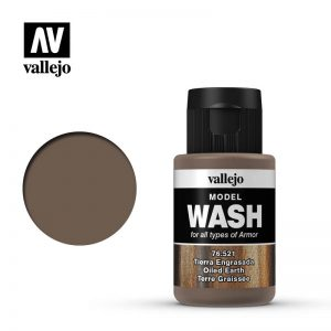 Vallejo   Vallejo Washes Oiled Earth Wash - VAL76521 - 8429551765213