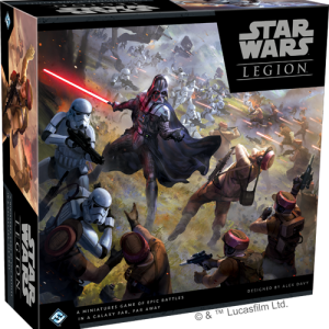 Fantasy Flight Games Star Wars: Legion  Star Wars Legion Essentials Star Wars Legion: Core Set - FFGSWL01 - 841333104436