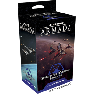 Fantasy Flight Games Star Wars: Armada  Separatist Alliance - Armada Star Wars Armada: Separatist Fighter Squadrons - FFGSWM37 - 841333111755