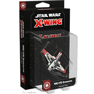 Fantasy Flight Games Star Wars: X-Wing  The Galactic Republic - X-wing Star Wars X-Wing: ARC-170 Starfighter - FFGSWZ33 - 841333107291