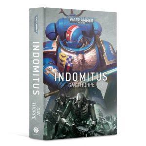 Games Workshop   Warhammer 40000 Books Warhammer 40000: Indomitus Novel (Hardback) - 60040181730 - 9781789991284