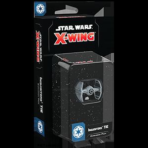 Fantasy Flight Games Star Wars: X-Wing  The Galactic Empire - X-wing Star Wars X-Wing: Inquisitors' TIE - FFGSWZ50 - 841333109134