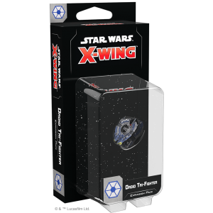 Fantasy Flight Games Star Wars: X-Wing  Separatist Alliance - X-wing Star Wars X-Wing: Droid Tri-Fighter Expansion Pack - FFGSWZ81 - 841333111922
