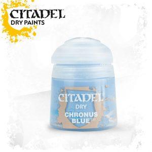 Games Workshop   Citadel Dry Dry: Chronus Blue - 99189952023 - 5011921067251