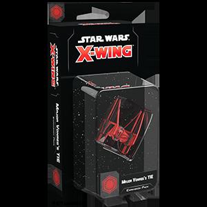 Fantasy Flight Games Star Wars: X-Wing  First Order - X-wing Star Wars X-Wing: Major Vonreg's TIE - FFGSWZ62 - 841333110284