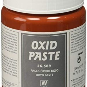 Vallejo   Water & Stone Effects Red Oxide Paste - VAL26589 - 8429551265898