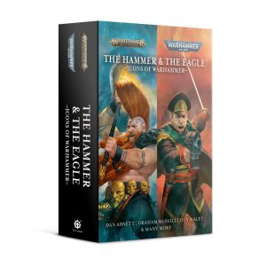 Games Workshop   Warhammer 40000 Books The Hammer and the Eagle: Icons of Warhammer (paperback) - 60109981020 - 9781789991260