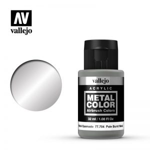Vallejo   Metal Colour Metal Color - Pale Burnt Metal 32ml - VAL77704 - 8429551777049