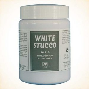 Vallejo   Water & Stone Effects White Stucco - VAL26210 -