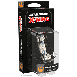 Fantasy Flight Games Star Wars: X-Wing  The Resistance - X-wing Star Wars X-Wing: Resistance Transport - FFGSWZ45 - 841333108120