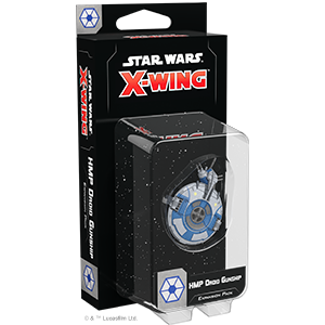 Fantasy Flight Games Star Wars: X-Wing  Separatist Alliance - X-wing Star Wars X-Wing: HMP Droid Gunship - FFGSWZ71 - 841333111182