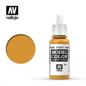 Vallejo   Model Colour Model Color: Tan Glaze - VAL70831 - 8429551708319