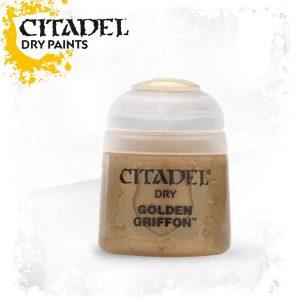 Games Workshop   Citadel Dry Dry: Golden Griffon - 99189952014 - 5011921027163