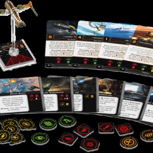 Fantasy Flight Games Star Wars: X-Wing  The Resistance - X-wing Star Wars X-Wing: Fireball - FFGSWZ63 - 841333110291