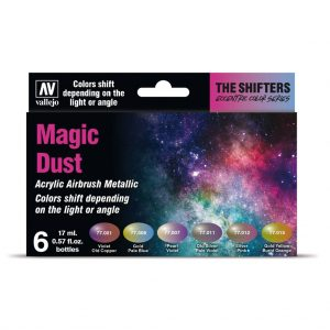 Vallejo   Paint Sets Vallejo Shifters: Magic Dust - VAL77090 - 8429551770903