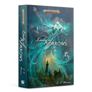 Games Workshop   Age of Sigmar Books Lady of Sorrows (hardback) - 60040281266 - 9781789991413