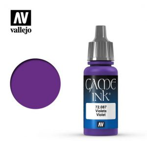 Vallejo   Game Colour Game Ink: Violet - VAL72087 - 8429551720878