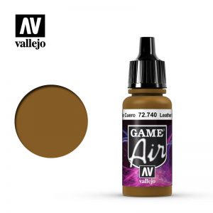 Vallejo   Game Air Game Air: Cobra Leather - VAL72740 - 8429551727402