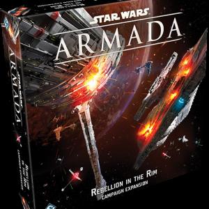Fantasy Flight Games Star Wars: Armada  Star Wars Armada Essentials Star Wars Armada: Rebellion in the Rim - FFGSWM31 - 841333109714