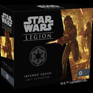 Fantasy Flight Games Star Wars: Legion  The Galactic Empire - Legion Star Wars Legion: Inferno Squad Unit - FFGSWL69 - 841333111533