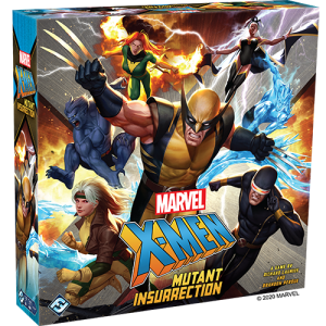 Fantasy Flight Games   X-Men: Mutant Insurrection X-Men: Mutant Insurrection - FFGMI01 -