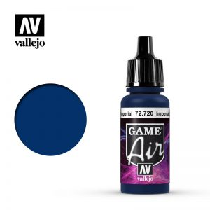 Vallejo   Game Air Game Air: Imperial Blue - VAL72720 - 8429551727204