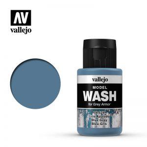 Vallejo   Vallejo Washes Blue Grey Wash - VAL76524 - 8429551765244