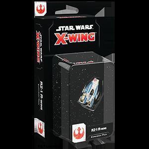 Fantasy Flight Games Star Wars: X-Wing  The Rebel Alliance - X-wing Star Wars X-Wing: RZ-1 A-Wing - FFGSWZ61 - 841333110277