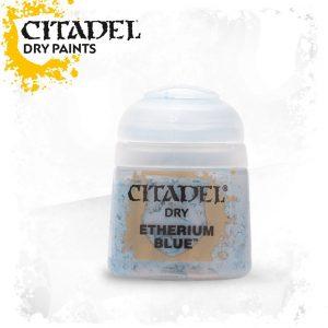 Games Workshop   Citadel Dry Dry: Etherium Blue - 99189952005 - 5011921027071