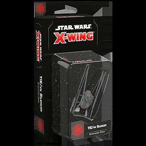 Fantasy Flight Games Star Wars: X-Wing  First Order - X-wing Star Wars X-Wing: TIE/vn Silencer - FFGSWZ27 - 841333106805