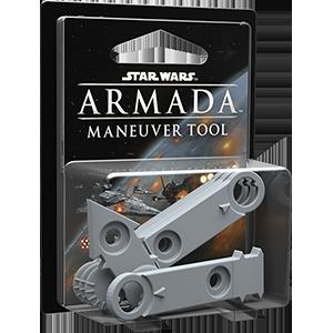 Fantasy Flight Games Star Wars: Armada  Star Wars Armada Essentials Star Wars Armada Maneuver Tool - FFGSWM10 - 9781633441286