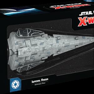 Fantasy Flight Games Star Wars: X-Wing  The Galactic Empire - X-wing Star Wars X-Wing: Imperial Raider - FFGSWZ54 - 841333109172