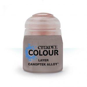 Games Workshop   Citadel Layer Layer: Canoptek Alloy - 99189951205 - 5011921146451