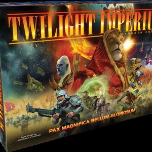Fantasy Flight Games Twilight Imperium  Twilight Imperium Twilight Imperium Fourth Edition - FFGTI07 - 841333103729
