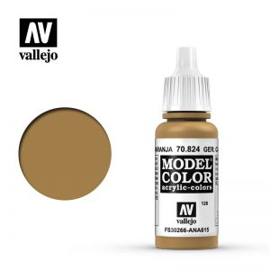 Vallejo   Model Colour Model Color: German Cam. Orange Ochre - VAL70824 - 8429551708241