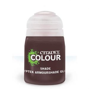Games Workshop   Citadel Shade Shade: Cryptek Armourshade (18ml) - 99189953038 - 5011921150038