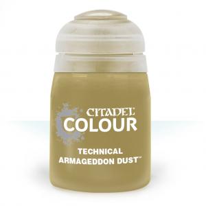 Games Workshop   Citadel Technical Technical: Armageddon Dust - 99189956044 - 5011921121274