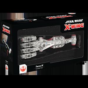 Fantasy Flight Games Star Wars: X-Wing  The Rebel Alliance - X-wing Star Wars X-Wing: Tantive IV - FFGSWZ55 - 841333109189