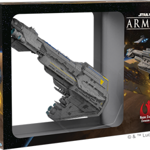 Fantasy Flight Games Star Wars: Armada  The Rebel Alliance - Armada Star Wars Armada: Nadiri Starhawk - FFGSWM32 - 841333108564