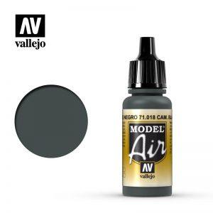 Vallejo   Model Air Model Air: Camouflage Black Green - VAL018 - 8429551710183