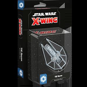 Fantasy Flight Games Star Wars: X-Wing  The Galactic Empire - X-wing Star Wars X-Wing: TIE Reaper - FFGSWZ03 - 841333105600