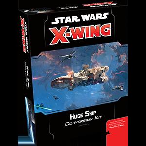 Fantasy Flight Games Star Wars: X-Wing  X-Wing Essentials Star Wars X-Wing: Huge Ship Conversion Kit - FFGSWZ53 - 841333106959