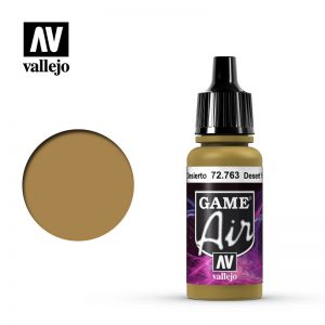 Vallejo   Game Air Game Air: Desert Yellow - VAL72763 - 8429551727631