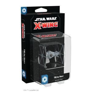 Fantasy Flight Games Star Wars: X-Wing  The Galactic Empire - X-wing Star Wars X-Wing: TIE/rb Heavy Expansion Pack - FFGSWZ67 - 841333111144