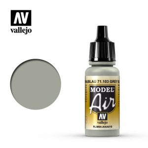Vallejo   Model Air Model Air: Grey RLM84 - VAL103 - 8429551711036